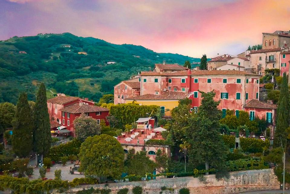 Vacanze in Toscana - Villa storica per soggiorno nel Centro della Toscana