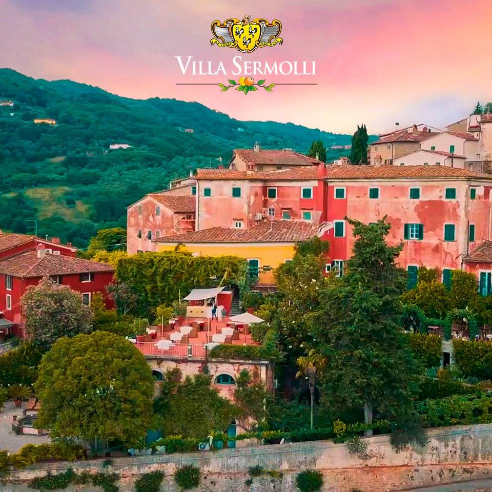 Hotel Toscana: lasciati incantare da Villa Sermolli