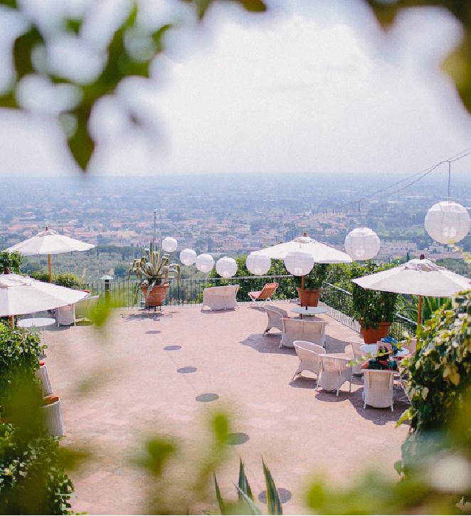 hotel vacanze estive 2021 con terrazza panoramica